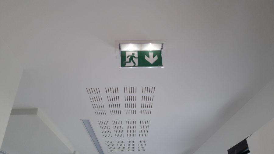 Eclairage sécurité